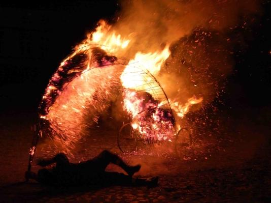 FIRE OBJECT