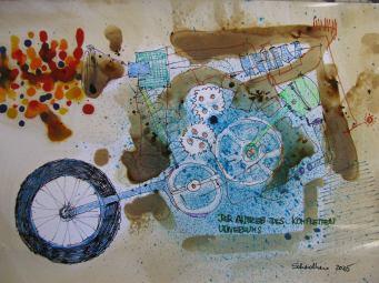 Frank Scheidheimer ART CHALLENGE DAY