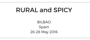 RURAL and SPICYBilbao26-30.05.2016 (1)